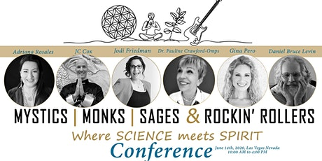 Mystics | Monks | Sages & Rockin' Rollers Conference tickets