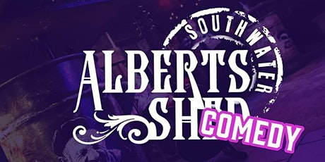 Albert's Comedy Shed 3 tickets