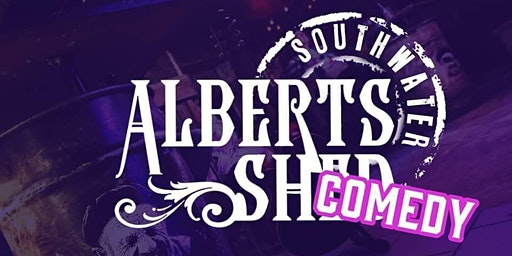 Albert's Comedy Shed 3
