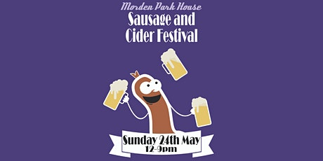 Merton Sausage and Cider Festival - 2020 tickets