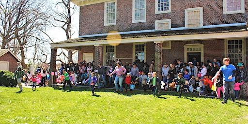 Stenton's Annual Easter Egg Hunt