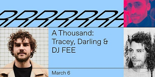 A Thousand: Tracey, Darling & DJ FEE - Radio Radio