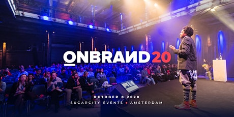 OnBrand '20 tickets