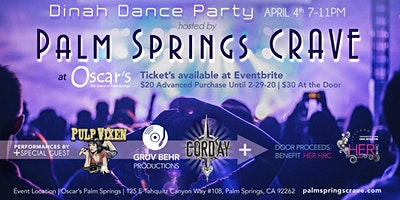 DINAH DANCE PARTY