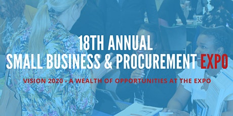 18th Annual Small Business & Procurement Expo tickets