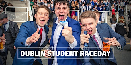 The Official Dublin Student Race Day tickets