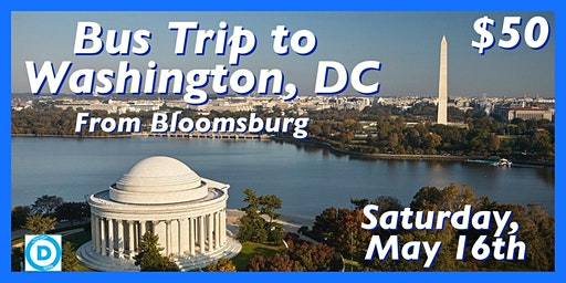 Bus Trip to Washington, DC