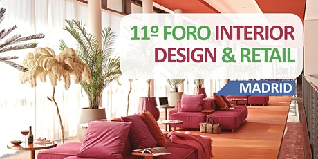 INTERIOR DESIGN & RETAIL MADRID entradas