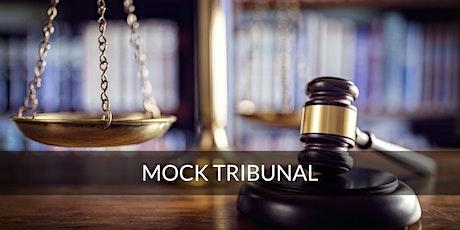 Mock Tribunal - Bournemouth tickets