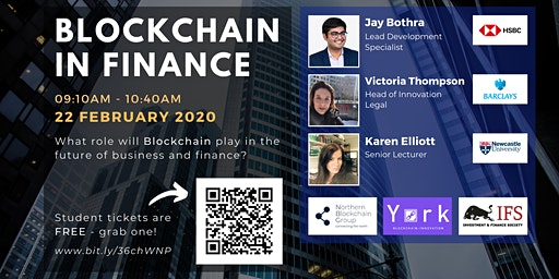 Blockchain in Finance