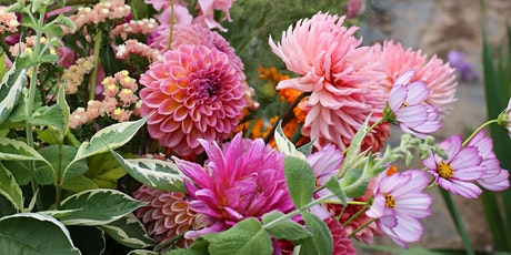 Pick Your Own Flower Posy, September (Cheltenham, Gloucestershire) tickets
