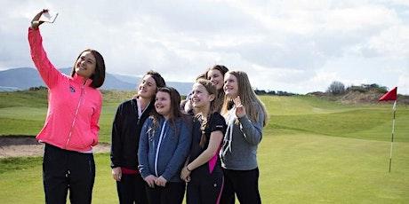 South Wales Girls Golf Cymru Coaching Clinic tickets