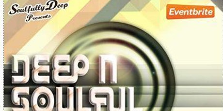 Soulfully Deep Music Night at Esher Rugby 3rd April 2020 All Welcome tickets