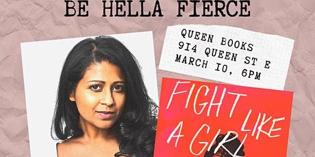 Fight Like a Girl Book Launch & Muay Thai Demonstration with Sheena Kamal tickets