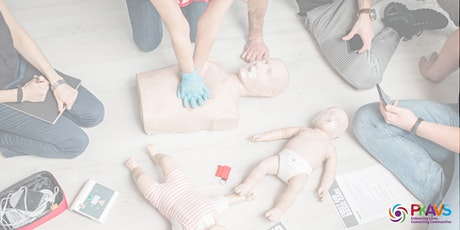 Emergency First Aid in the Workplace tickets