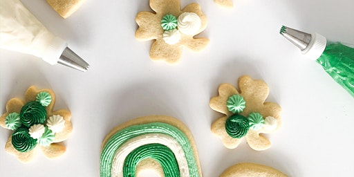 Dolce St. Patrick's Sugar Cookie Decorating Class