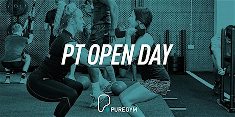 Personal Trainer Recruitment Day tickets