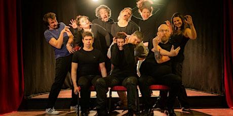 Le P'tit Cabaret d'Impro - Première partie Kronch Kronch (21/03/20) billets
