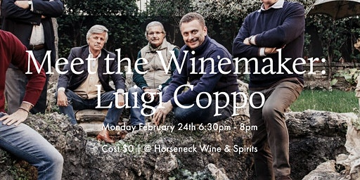 Meet the Winemaker: Luigi Coppo