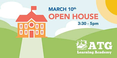 March 2020 Open House tickets