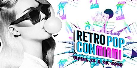 RetroPop Con Miami tickets