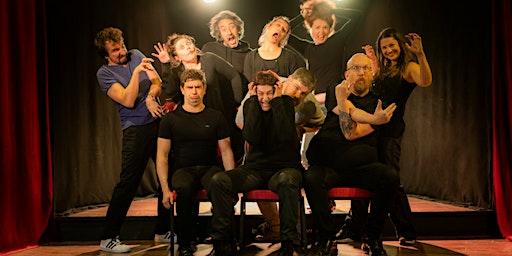 Le P'tit Cabaret d'Impro - Première partie Kronch Kronch (04/04/20)