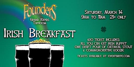 Founders Irish Breakfast - 2020