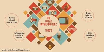 The Great Wymering Quiz - 1950's