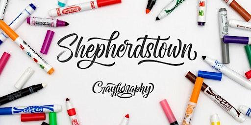 Shepherdstown Calligraphy Workshop