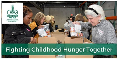 Second Harvest BackPack Event tickets
