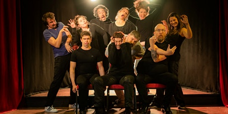 Le P'tit Cabaret d'Impro - Première partie Kronch Kronch (18/04/20) billets