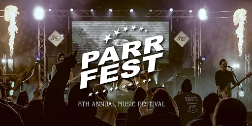 8th Annual Parr Fest Music Festival feat. THUNDERSTRUCK, America's AC/DC!