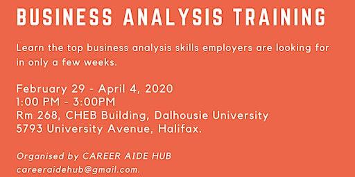 Business Analysis Training (Free)