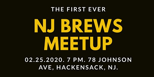 NJ BREWS MEETUP AT HACKENSACK BREWING COMPANY