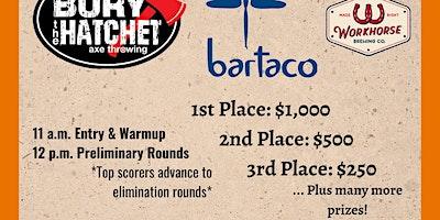 Bury the Hatchet: Open Tournament