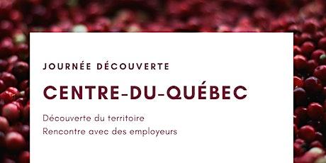 Journée découverte - Centre-Du-Québec billets