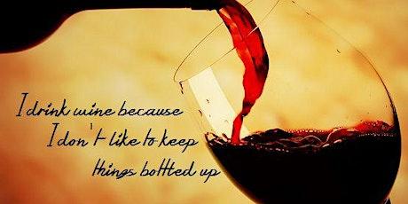 Class in a Glass: Tasting Red Wines biglietti