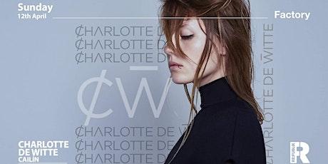 RePublik & ReTech present Charlotte De Witte & Cailín tickets