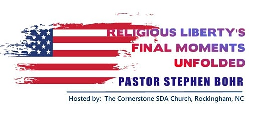 Stephen Bohr LIVE!  Religious Liberty's Final Moments Unfolded