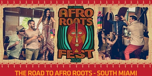 Road To Afro Roots at the Tonic with Zona De Bomba