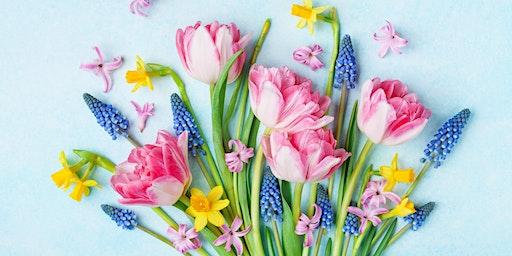 Spring Things Flowers workshop