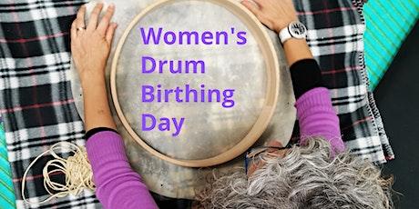 Women's Drum Birthing Day - Make your own Frame Drum & Beater tickets