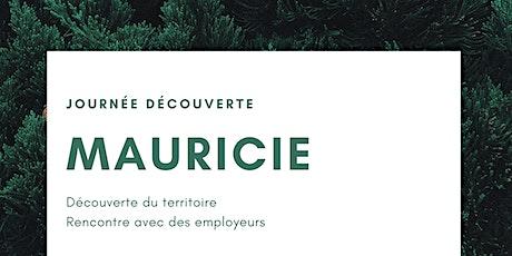 Journée découverte - Mauricie billets