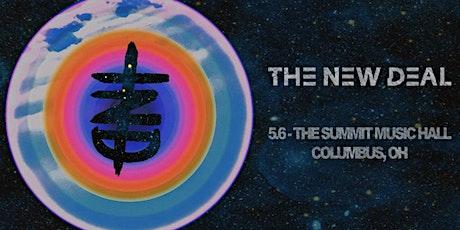 Weird Wednesday - The New Deal tickets