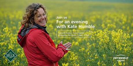 An Audience with Kate Humble tickets