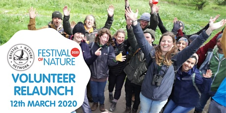 Bristol Nature Network & Festival of Nature Volunteer Relaunch tickets