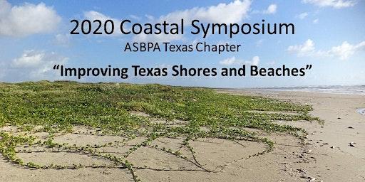 2020 Coastal Symposium, Texas Chapter ASBPA