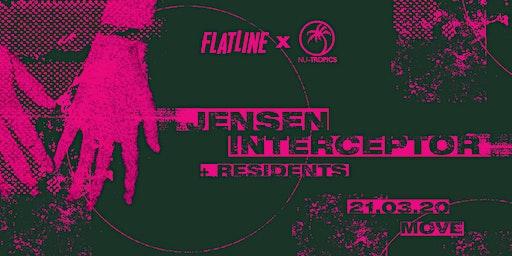 Flatline x Nu-Tropics: Jensen Interceptor