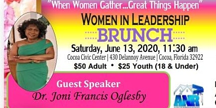 Women in Leadership Brunch