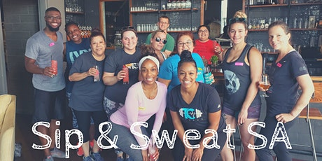 Sip & Sweat San Antonio (Ranger Creek) tickets